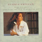 "Gloria Estefan ""Here We Are"" (Single)"