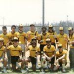 Softball team - musicians